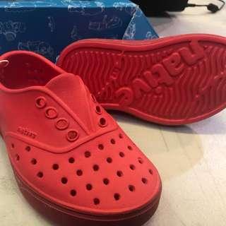 [全新]native防水洞洞鞋基本款 MILLER系列 童鞋 專櫃公司貨 代購