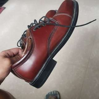 Bass Shoes 100% Genuine Leather