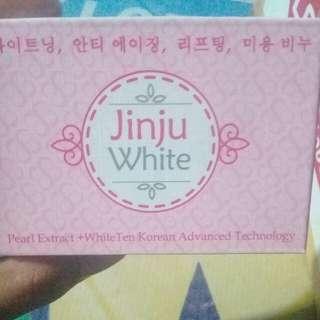 Jinju whitening soap #hello2018