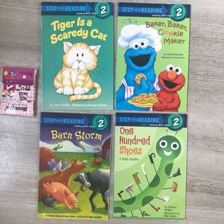 14 Early Years Reading books