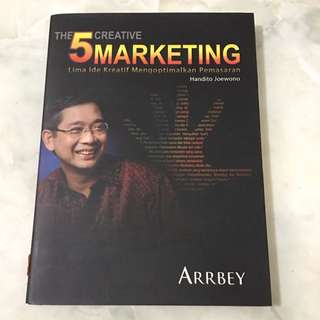 The 5 Creative Marketing