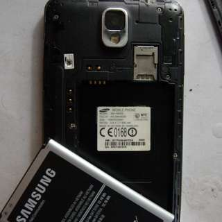 samsung note 3 defective lcd