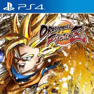 DragonBallz Fighter Pre Order for PS4 (Free Shipping or Meet Up)