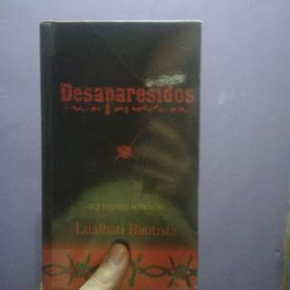 Desaparesidos by Lualhati Bautista