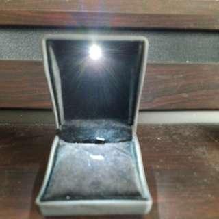 LED 燈 手飾盒 吊墜盒 (黑色)