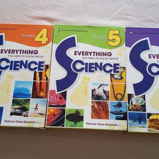 P4, 5 & 6 Science Guide