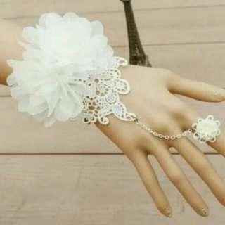 新娘伴娘手鍊戒指配飾
