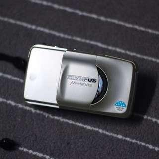 Olympus Mju Zoom 105 Film Camera