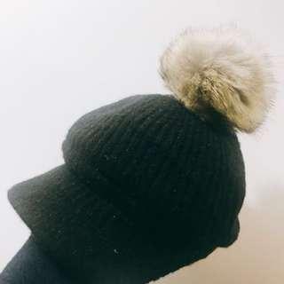 全新毛球帽