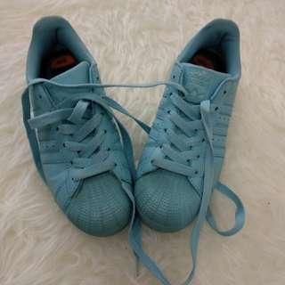 Blue Adidas
