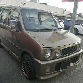 Perodua Kenari CASH AND CARRY