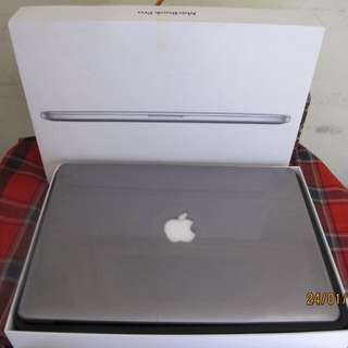 Macbook Pro 2013 Istimewa