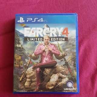 Farcry 4 PS4