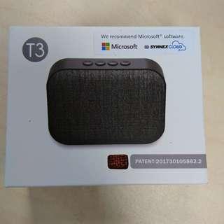 T3 wireless speaker無線喇叭