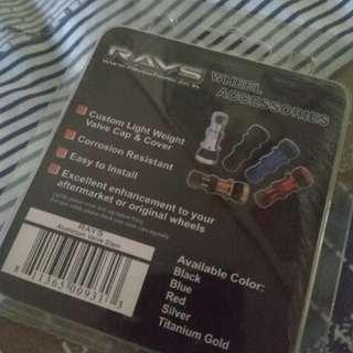 Rays Tire Valve / Tutup Pentil