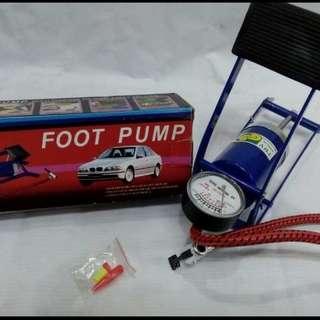 Pompa injak darurat