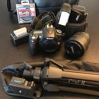 Nikon D90 DSLR CAMERA 🎥