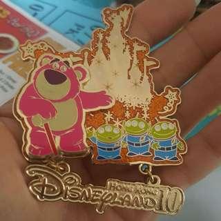 徵求此Disney pin