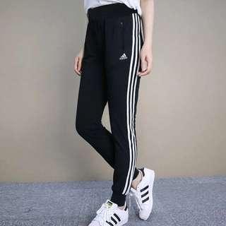 adidas縮口褲