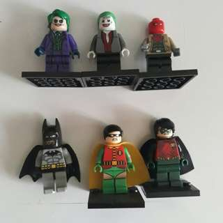 Minifigures Set