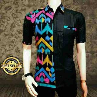 Batik fashion pria
