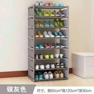 7 laye shoe organizer