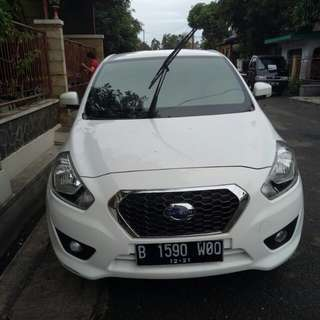 Datsun go + panca 2016 T option IMG