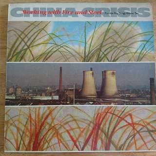 China Crisis Working With Fire and Steel LP