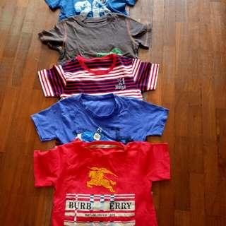 Boy's Casual Clothes