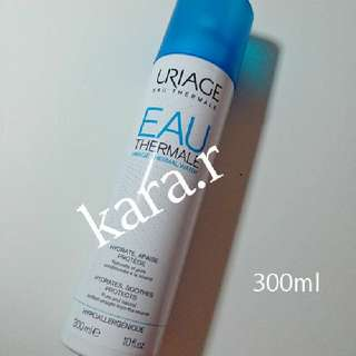 Uriage Face Facial Mist Spray Refreshing 300ml