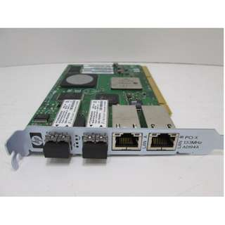 HP FC GBE MULTIFUNCTION CARD PCI-X (P/N: AD194-60001)
