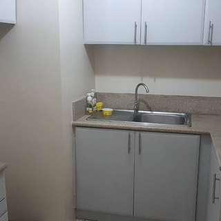 2 bedroom semi furnished condo unit in San Juan, metro manila