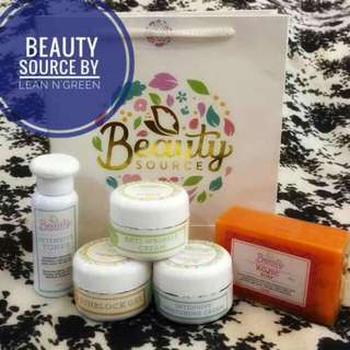 Lean N Green Beauty Source Rejuvenating Set