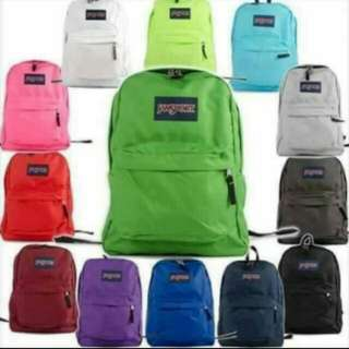 Jansport bag (authentic made from bataan)