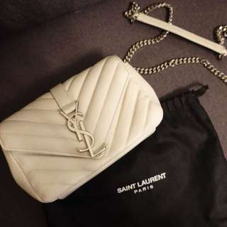 Saint Laurent Classic Baby Bag
