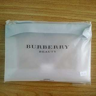 Burberry Pouch gwp