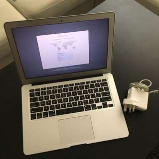 MacBook Air Mid-2011 Core i5 128GB