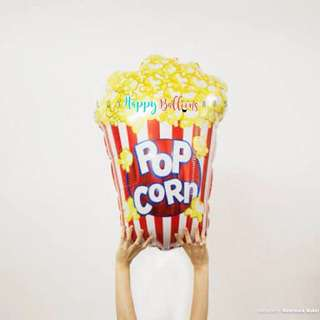2.5ft Popcorn Balloon