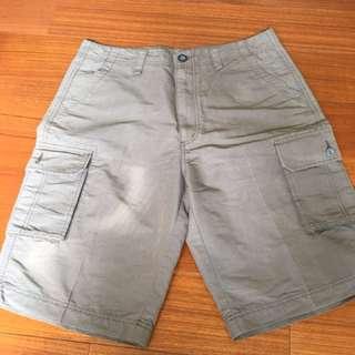 🚚 RQ POLO軍綠休閒短褲