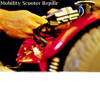 Mobility Scooter Repair Service
