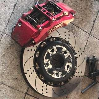 Brake kit D1 Spec