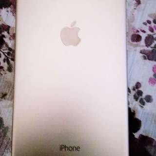 Iphone 6+ gold 64gb harga nego