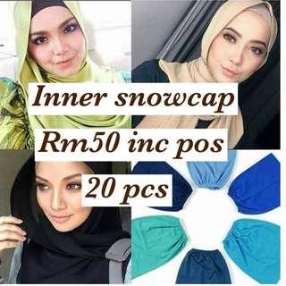 Inner snowcap