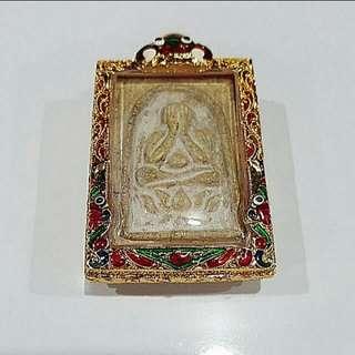 Phra Pidta Tanbua Wat Rakang Lp Nak 2495