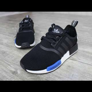 INSTOCK Black Sports Shoes