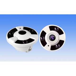 360 degree AHD Fisheye Camera
