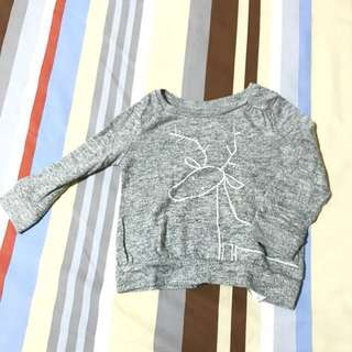 #BuahHatiku Gap Sweater