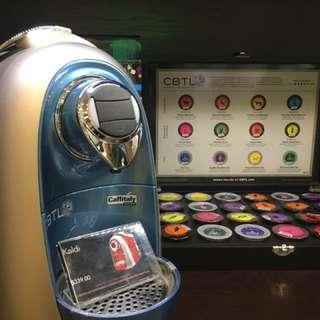 Cheap coffee Machine selling