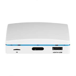Mini NVR System - 8 Channel, HD Networking Video, Cloud P2P, ONVIF Support, HDMI Support, LINUX OS (CVAET-I604)