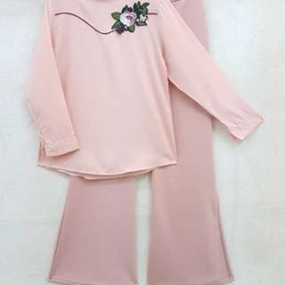 SET BLOUSE & PANTS